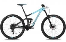 "2017 Norco Range 9.3 C 29"" Carbon Fiber Suspension Frame - Black/Blue"