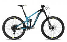 "2017 Norco Range 7.2 A 27.5"" Aluminium Suspension Frame - Black/Blue"