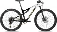 "2017 Norco Revolver 9 XX1 29"" Carbon Fiber Suspension Frame - Black/White"