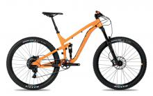 "2017 Norco Sight 7.1 A 27.5"" Aluminium Suspension Frame - Orange"