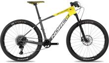 "2017 Norco Revolver 7.1 27.5"" Carbon Fiber Rigid Frame - Grey/Yellow"