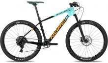 "2017 Norco Revolver 7.2 27.5"" Carbon Fiber Rigid Frame - Black/Blue/Orange"