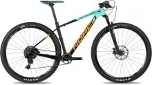 "2017 Norco Revolver 9.2 29"" Carbon Fiber Rigid Frame - Black/Blue/Orange"