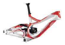 "2011 Specialized Demo 8 26"" Aluminium Suspension Frame - Red/White"