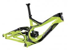 "2011 Specialized Demo 8 26"" Aluminium Suspension Frame - Neon Green/Black"