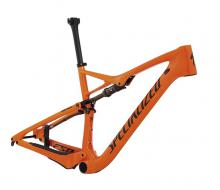 "2017 Specialized Epic S-Works FSR 29"" Carbon Fiber Suspension Frame - Orange"