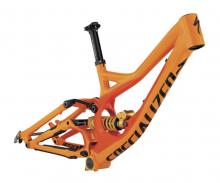 "2015 Specialized Demo 8 27.5"" Aluminium Suspension Frame - Orange"