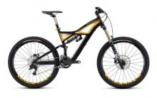 "2011 Specialized Enduro EVO 26"" Aluminium Suspension Frame - Black/Yellow"
