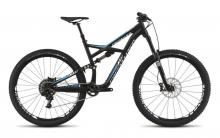 "2015 Specialized Enduro 29"" Aluminium Suspension Frame - Black/Blue"