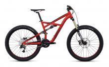 """2013 Specialized Enduro 26"""" Aluminium Suspension Frame - Red/Black"""