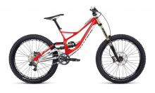 "2014 Specialized Demo 8 I 26"" Aluminium Suspension Frame - Red/White"