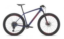 "2017 Specialized Epic S-Works Hardtail World Cup 29"" Carbon Fiber Rigid Frame - Blue/Red"