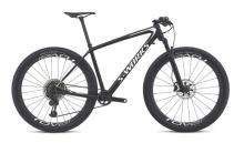 "2017 Specialized Epic S-Works Hardtail World Cup 29"" Carbon Fiber Rigid Frame - Black/White"