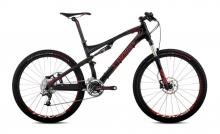 """2012 Specialized Epic S-Works FSR 26"""" Carbon Fiber Suspension Frame - Black/Red"""