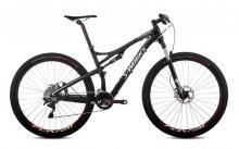 """2012 Specialized Epic S-Works FSR 29"""" Carbon Fiber Suspension Frame - Black/White"""