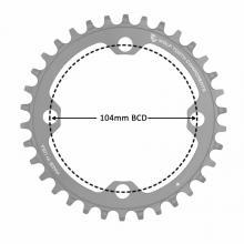 4 bolt - 104 bcd