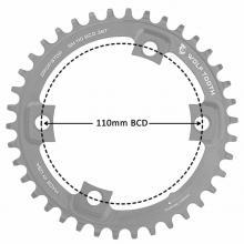 4 bolt - 110 bcd Asymmetric