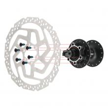 Hub Brake Interface