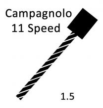 Shift Cable Pull - Campagnolo 11spd 1.5