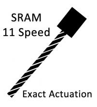 Shift Cable Pull - SRAM 11spd Exact Actuation