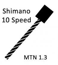 Shift Cable Pull - Shimano 10spd Mtn