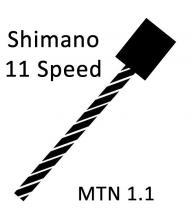 Shift Cable Pull - Shimano 11spd Mtn